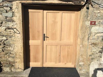 Les normes à respecter pour la fabrication d'une porte