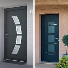 Choisir une porte d'entrée avec un matériau robuste