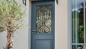 Une sécurité optimale avec une porte en acier