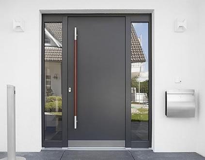 Quel type de finition choisir pour sa porte ?