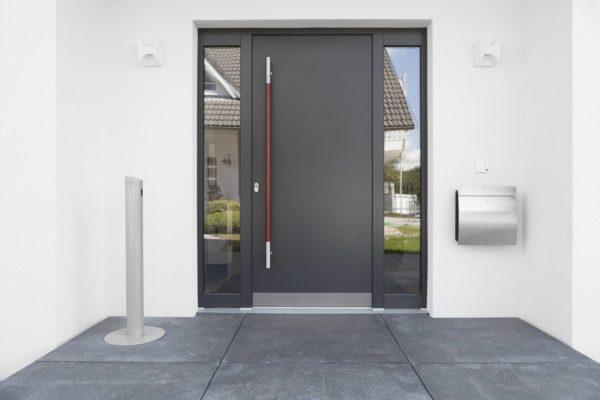 Quel type de porte pour une grande entrée ?